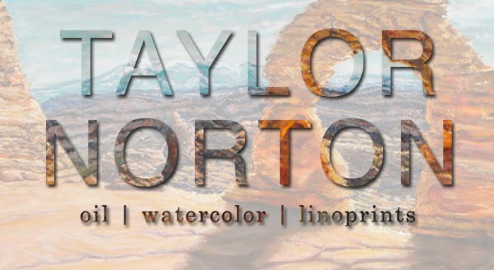 Taylor Norton's Painting Blog