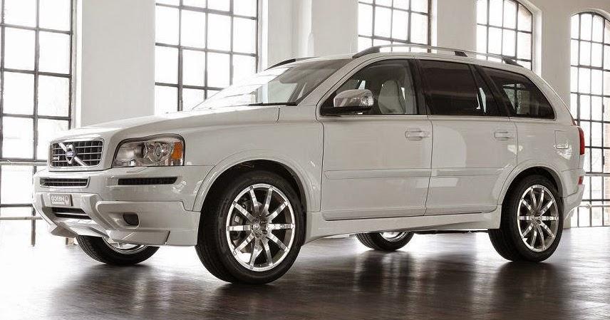 Harga dan Spesifikasi Mobil Volvo XC90