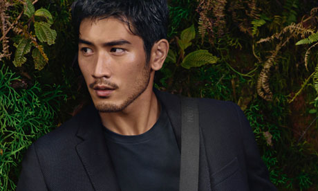 Asian male supermodels