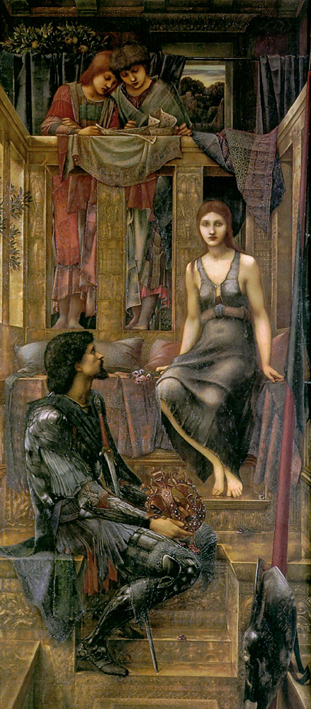 Edward Burne-Jones cophetua