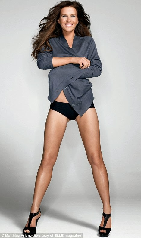 Leggy actress Kate Beckinsale