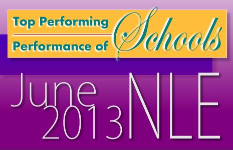 NLE top schools