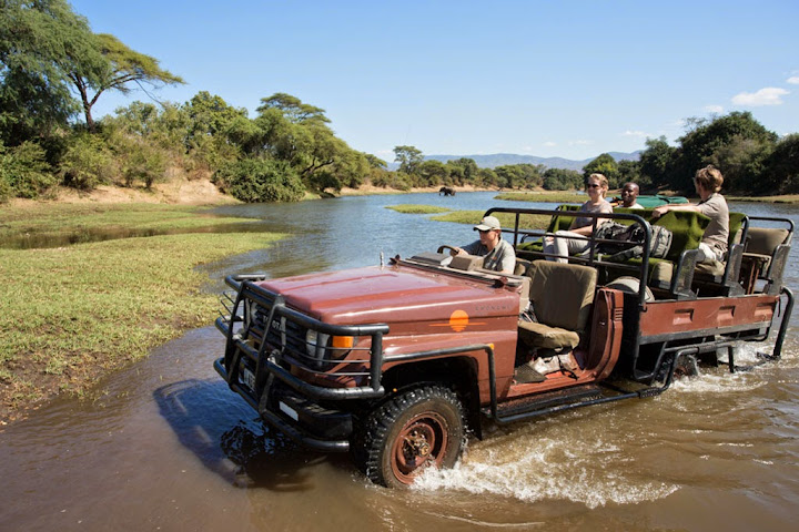 Tailored Guided Jeep Safari in National African Parks