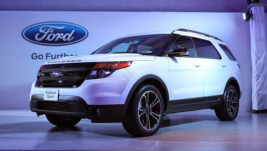 3.5L Ford Explorer Sport with EcoBoost