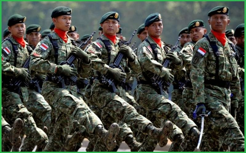 Tips agar lolos TNI , TNI Indonesia