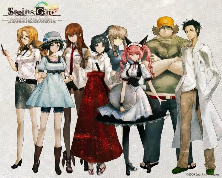 [ Info-Anime ] Game Steins Gate Akan Hadir Di PS3 Dan PSVita Dalam Versi Bahasa Inggris