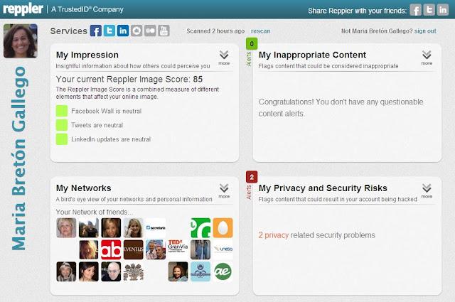 marca personal identidad digital redes sociales maria breton