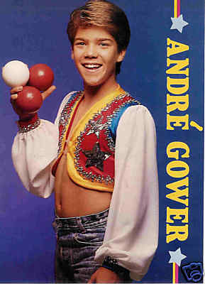 andre gower circus of the stars