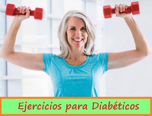 Ejercicios para Diabéticos: ejercicio recomendado para