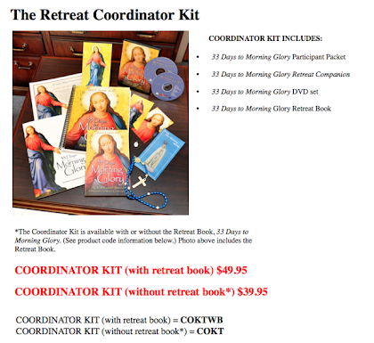 Order Your Retreat Coordinator Kit