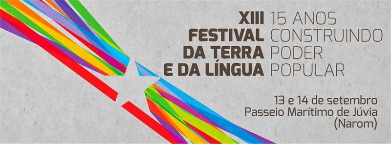 XIII Festival da Terra e da Língua