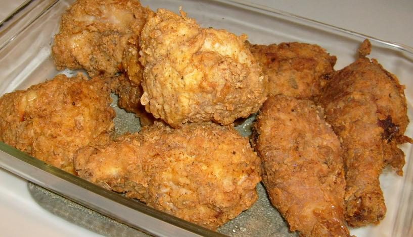 The Swedish Chef: Extra-Spicy, Extra-Crunchy Fried Chicken