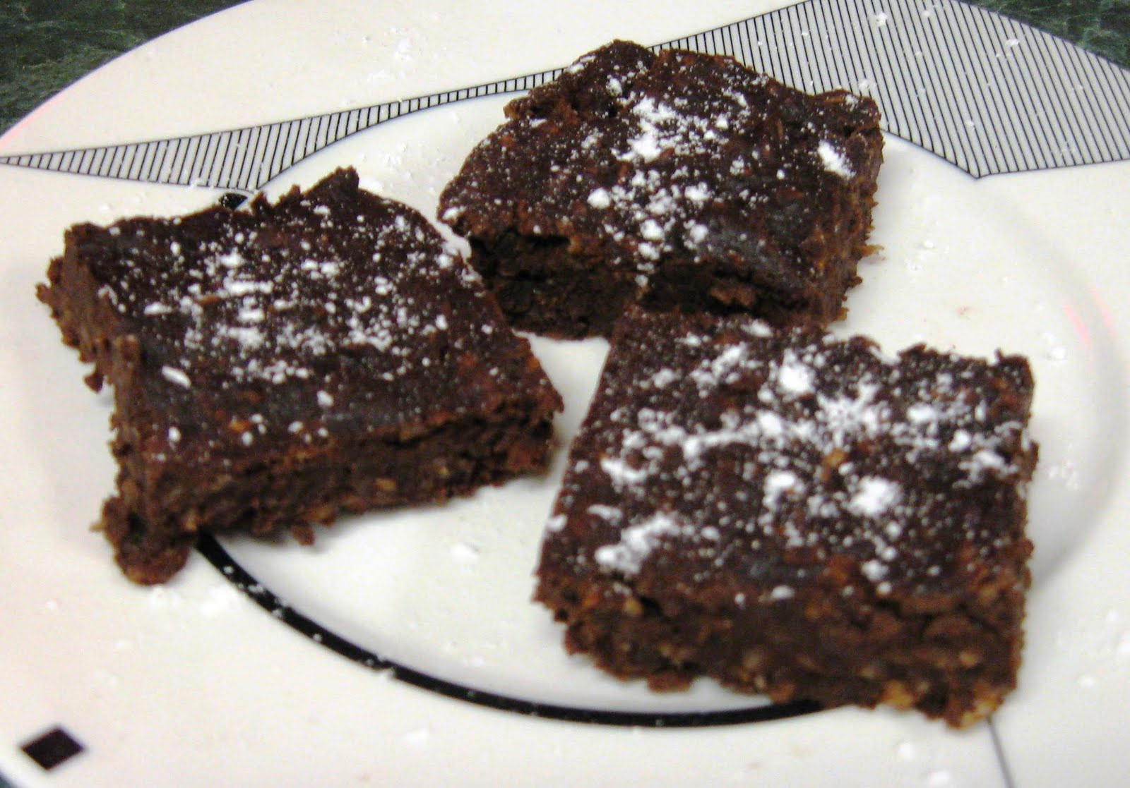 ... ... Healthy & Low Calorie: Black Bean Brownies - Secret Recipe Club