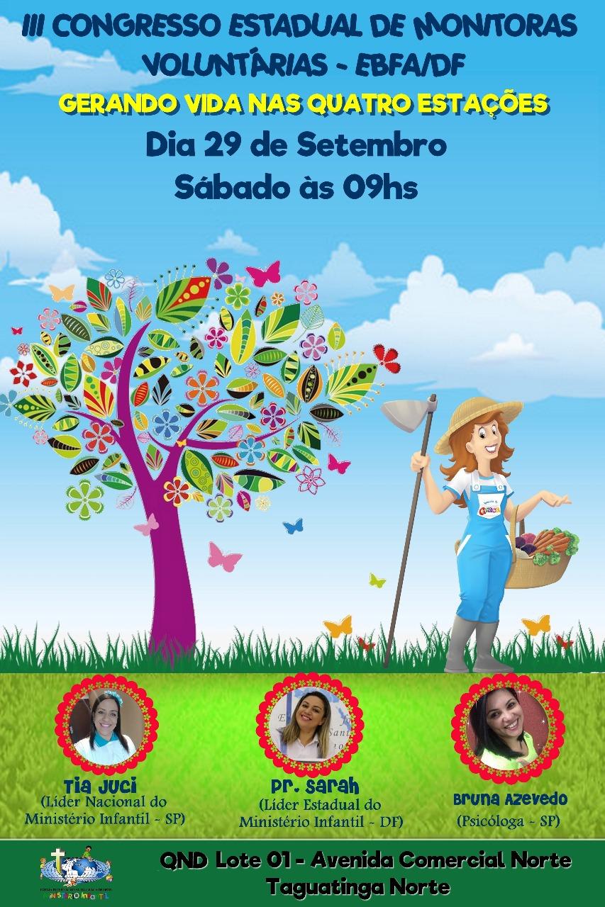 CONGRESSO EM BRASÍLIA