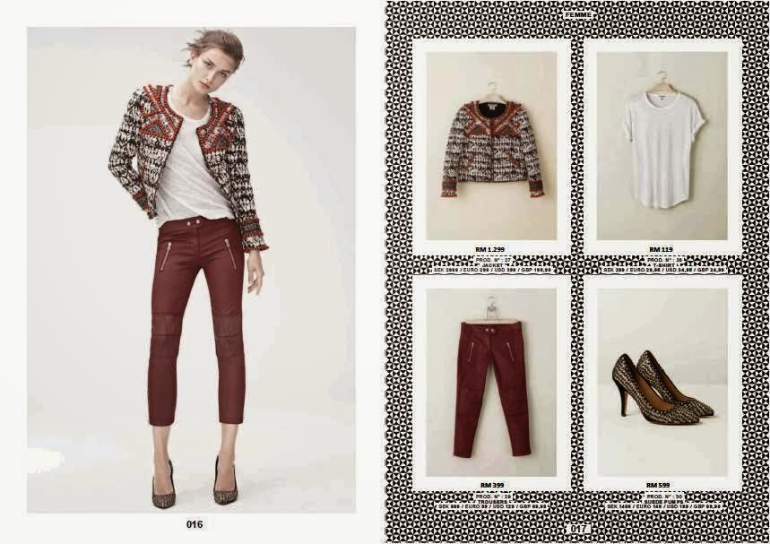Isabel+Marant+Pour+H%2526M+Collection+%2526+Price+List+7 sunshine kelly beauty fashion lifestyle travel isabel,Hm Womens Clothing Malaysia