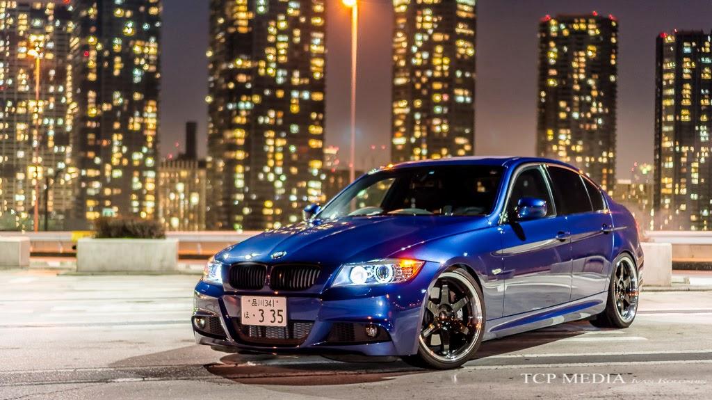BMW E90 TE37TTA Tatsumi