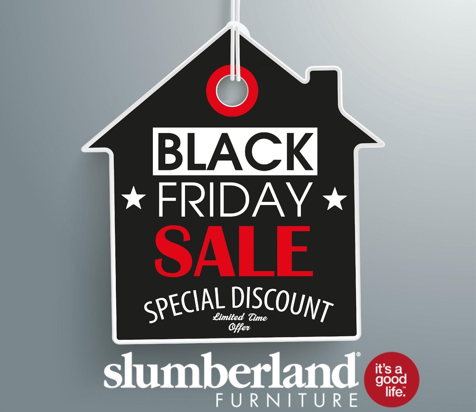 Slumberland Furnitureu0027s Incredible Black Friday Deals!