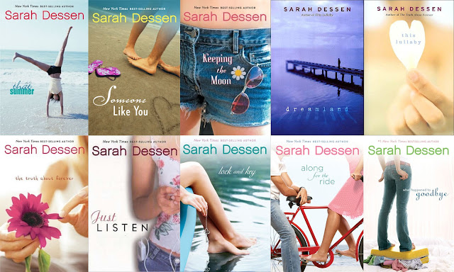 that summer by sarah dessen Sarah dessen: that summer megnézem amazon rákeresek könyvtár haven  feels tall and lost at 15, she's 5 feet 11 and counting it feels as if her body.