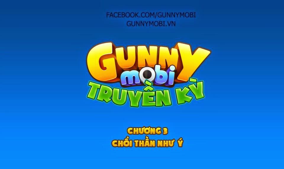 Gunny mobi truyền kỳ Chương 3: Chổi thần như ý