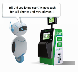 cell phone resale machine