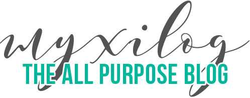 Myxilog - Myx's All Purpose Blog