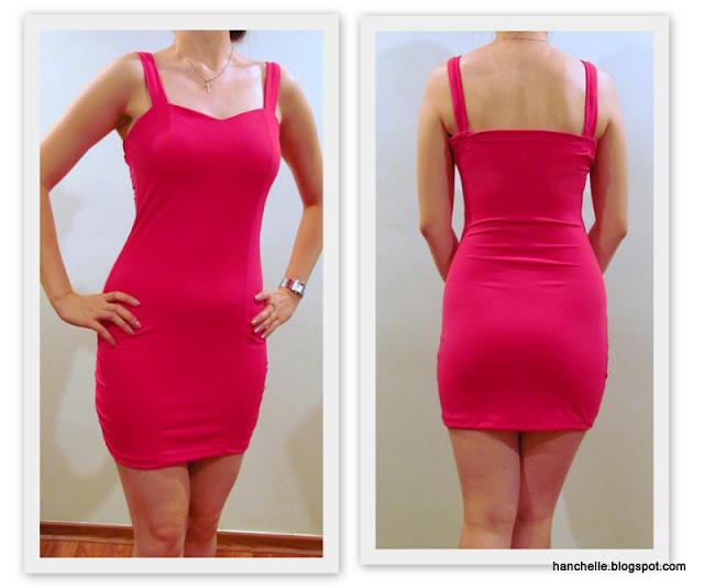 Christina Review: CNY clothes!