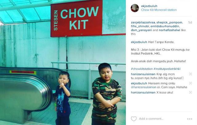 Stesen Monorel Chow Kit