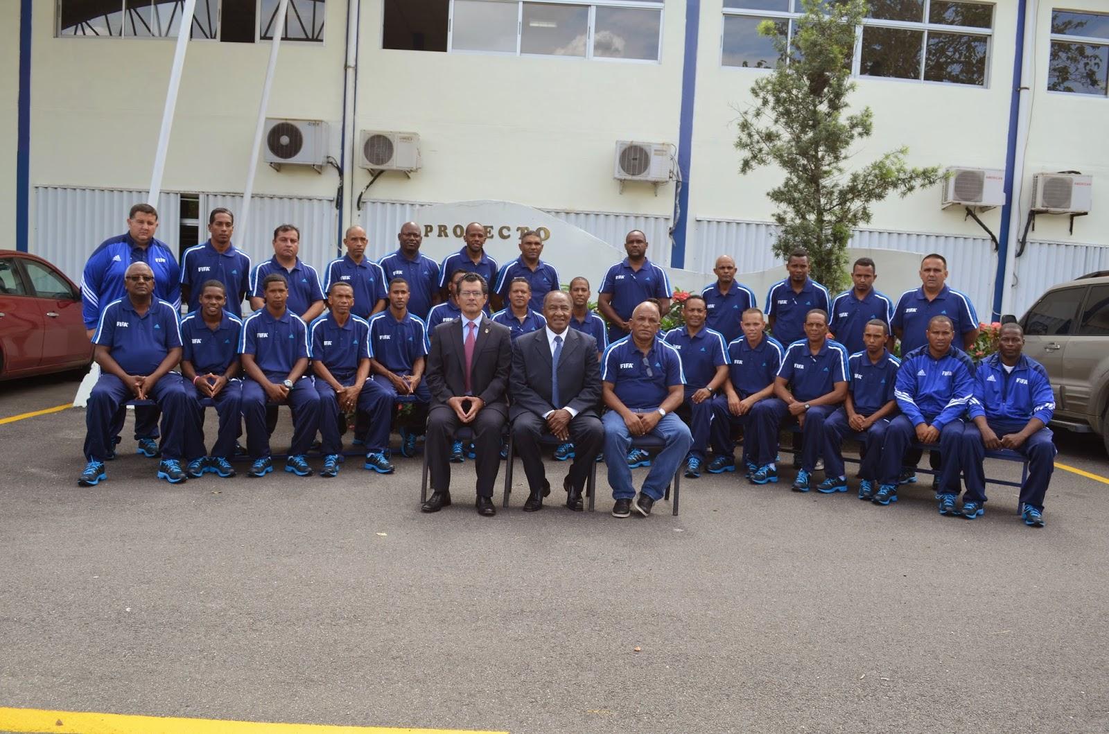Fifa y Fedofutbol iniciaron curso Preparación Física para Fútbol Profesional