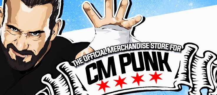 Official CM Punk T-Shirts