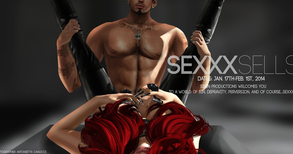 Fashion Stylez Of Secondlife: **NEWS**SEXXX SALES EVENT