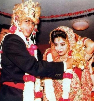 Shahrukh Khan's Wedding