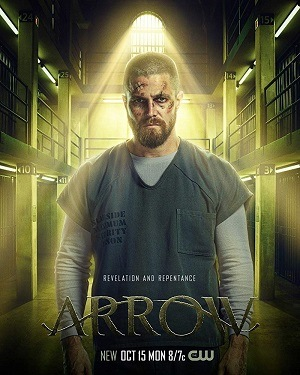 Arrow - 7ª Temporada Legendada Séries Torrent Download capa