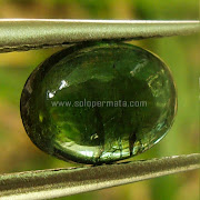 Batu Permata Green Quartz - SP860