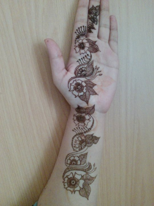 Beauty Tips Info Mehndi Designs