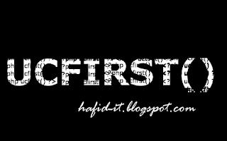 ucfirst logo