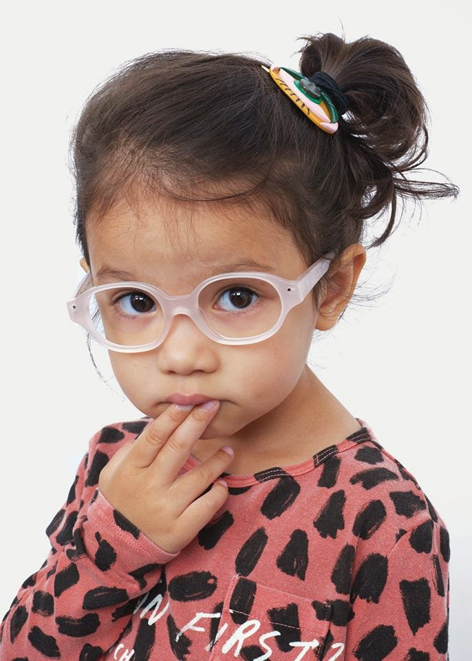 Designer kids glasses by Very French Gangsters - Autumn-Winter 2014/15