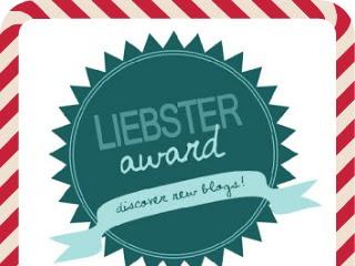 Liebster Award !!!!! Yeiiii