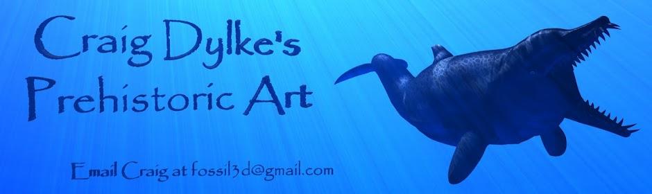 Craig Dylke's Prehistoric Art