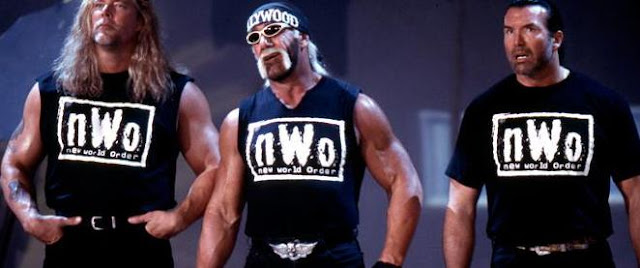 A Look Back at the WWF vs WCW Monday Night Wars