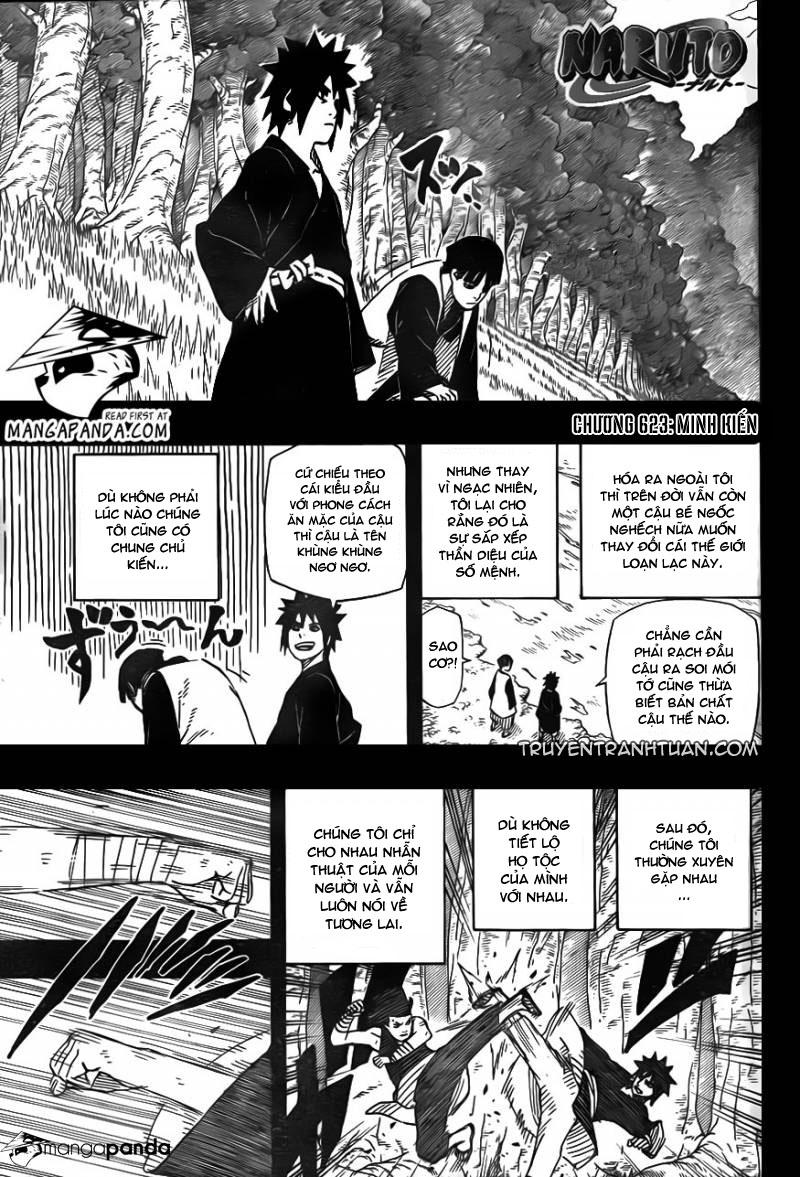 naruto 003, Naruto chap 623    NarutoSub