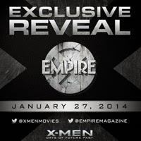 """avance del tráiler exclusivo de Empire sobre """"X-Men: Días del futuro pasado"""""""