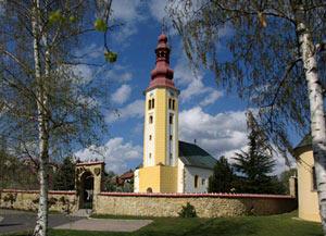 Crkva svetog Šimuna i Jude Tadeja u Markuševecu