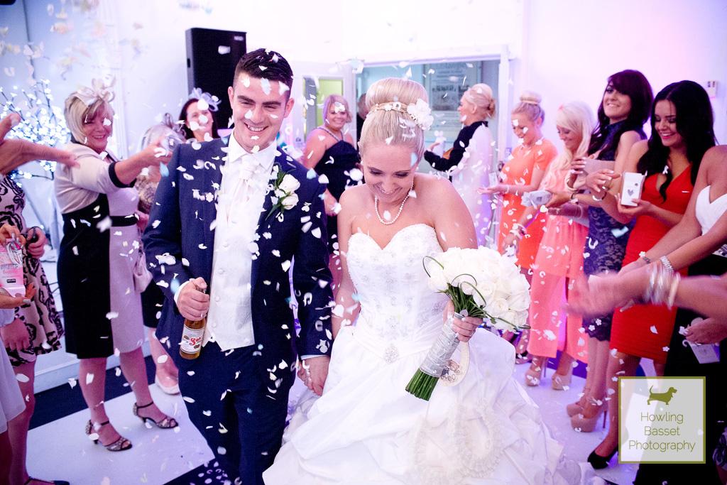 Club Langley wedding photography