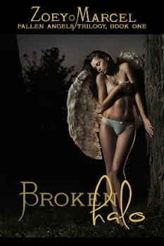 Broken Halo (Fallen Angels 1)