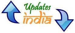 Updates India Logo