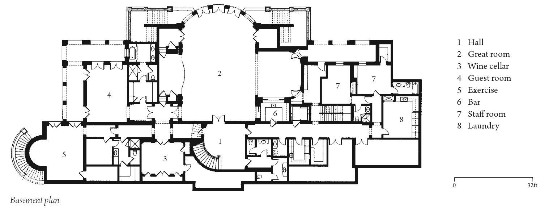 Eileen 39 s home design rosewood estate in bel air ca for California garage plans