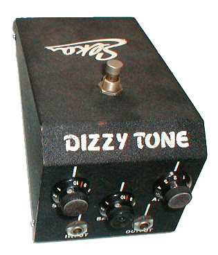 Buzz the Fuzz - all about Tone...