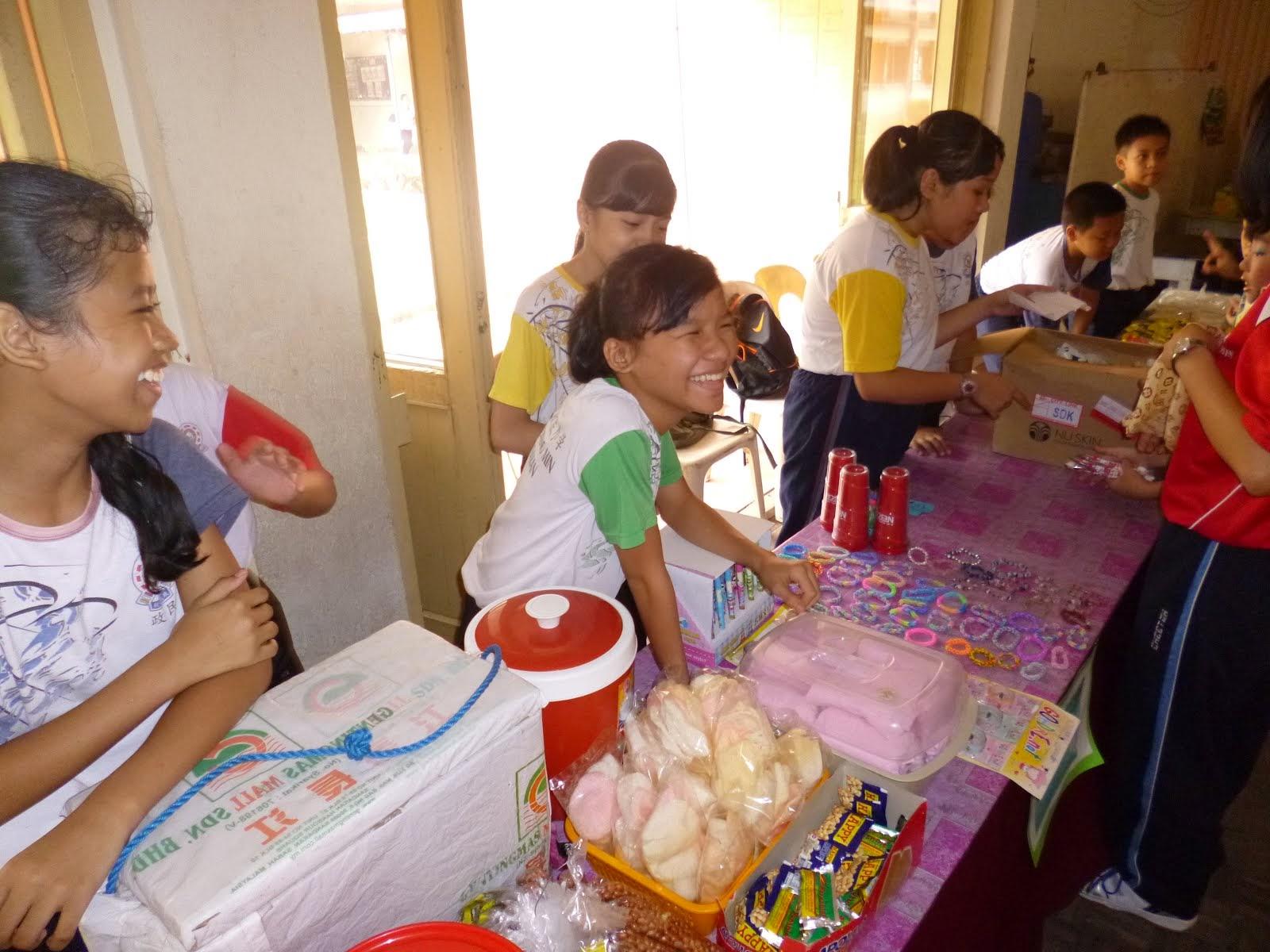 政民小学儿童节(10.10.2014)