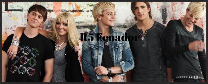 Official R5 Ecuador
