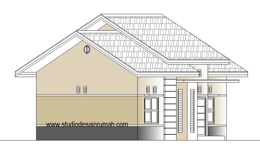 rumah minimalis 7 x 16 omah jati